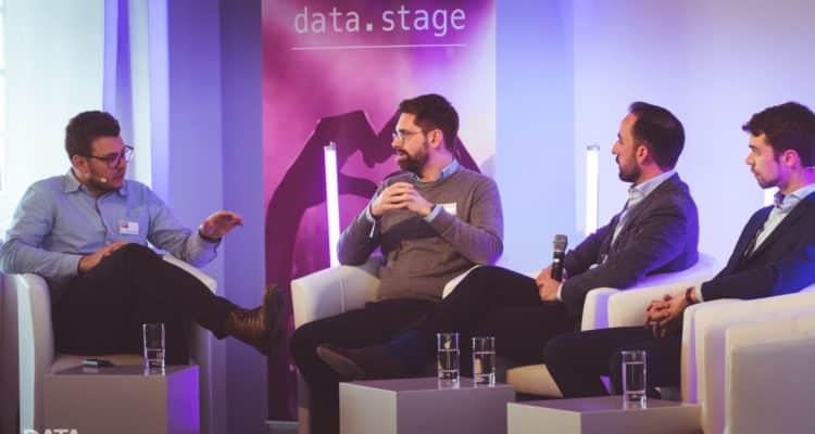 Das Thema Blockchain wurde in einer Podiumsdiskussion beim Data Festival 2018 diskutiert. Experten diskutierten dabei Funktions, Chancen und Herausforderungen.