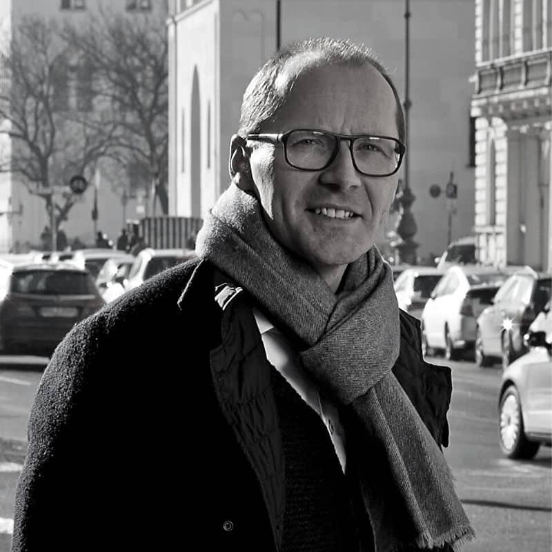 Stefan Bornemann - Speaker Data Festival
