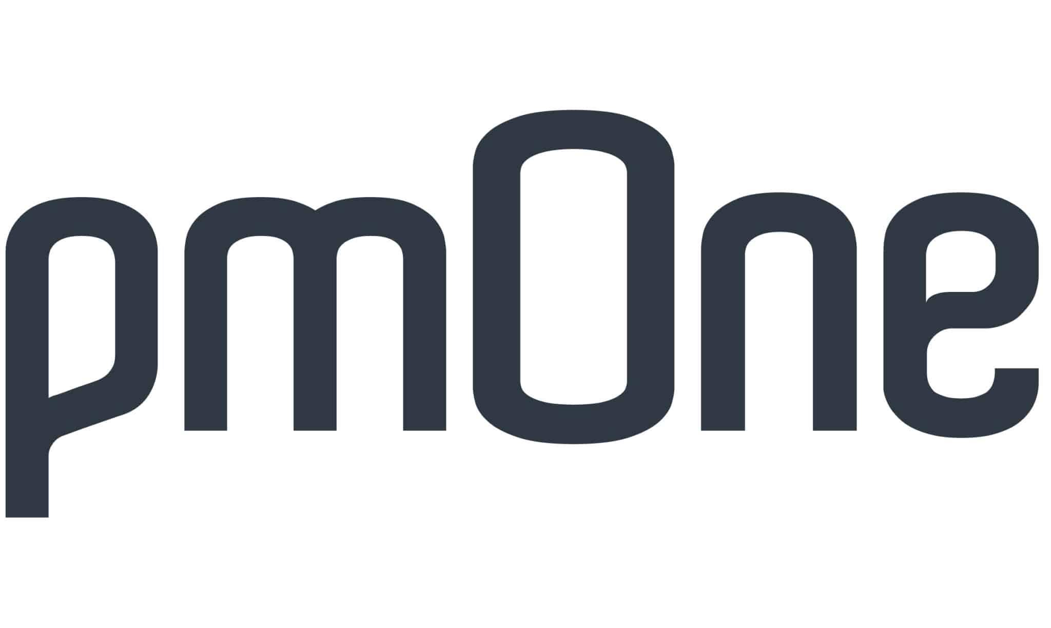Logo pmOne - Sponsor DATA festival