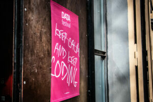 Plakat Coding